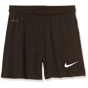 Nike YTH Park II Knit Short WB Pantalón Corto, Niños, Negro/Blanco (Black/White), XS
