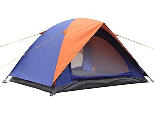ediand tienda de campaña para acampar al aire libre tienda de campo doble puerta doble tienda de campaña playa tienda turística doble