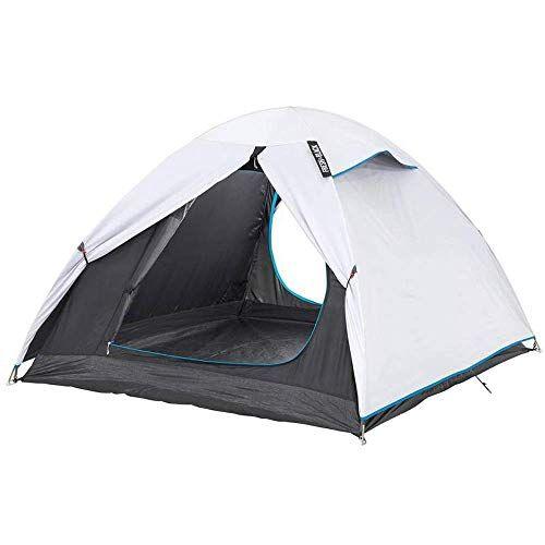 yanzz tienda de campaña para campamento, 2 o 3 personas, protector solar, material transpirable para camping al aire libre (2 opcionales) tienda de campaña (color b: dsfhsfd, a