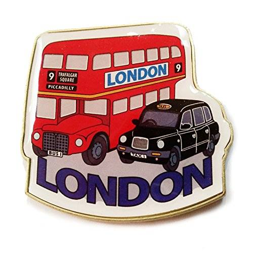 my london souvenirs detailed routemaster / route master / double decker metal, shaped magnet london bus and london taxi cab collectible uk magnet souvenir! souvenir / speicher / memoria! memorable, one-of-a-kind british uk collectible magnet! here's a memorable london souvenir! aimant / magnet / magnete / imán! by my london souvenirs
