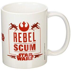 Star Wars Rebel escoria Taza de cerámica, Multicolor