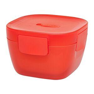 Aladdin 10-01545-001 Porta Alimentos con Bowl Incluido, Rojo, Centimeters