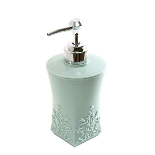 beigoo dispensador desinfectante para manos presiona la botella recargable dispensador de jabón líquido cabeza de la bomba de acero inoxidable baño dosificador de jabón recargable dispensador de jabón400mi-d