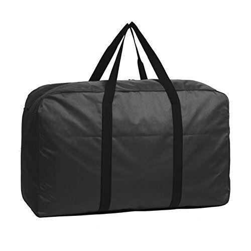 ibluelover bolsa bolsa de almacenaje de ropa bolsa organizador tejido oxford con cierre de cremallera y asas bolsa a mano grueso impermeable antibacteriana antipolvo bolsa de equipaje viaje manta edredones