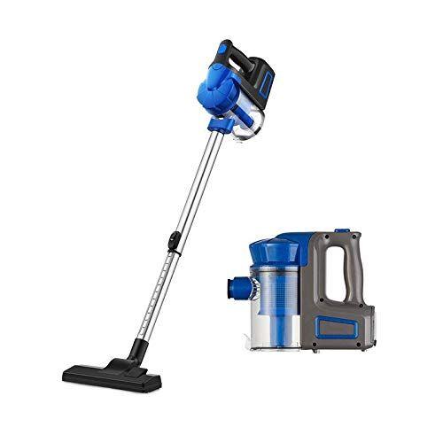 glglzbdppliu lgl-cqs aspiradora escoba sin cable upright aspiradora, aspiradores domésticos portátil pequeño aspirador de mano (color : blue-b)