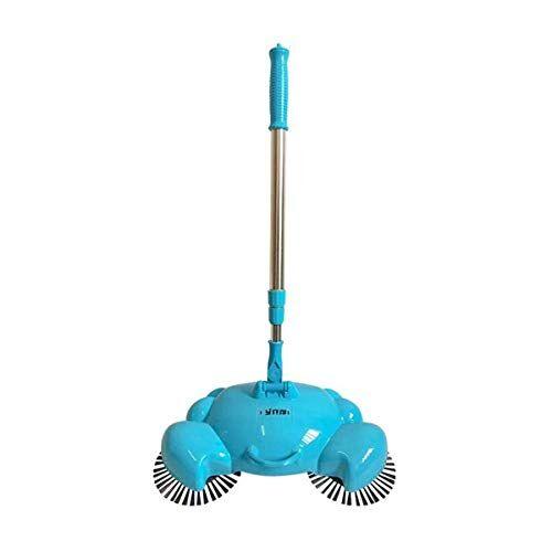 siyu aspiradora, herramienta pincel ciclón escoba barredora for limpiar el piso 360  inicio eléctrico aspirador fuerte con la aspiradora (color : blue)
