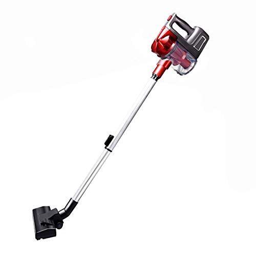 fdfdslglnddiyi lqpouxcq aspiradora escoba sin cable aspiradores domésticos pequeño aspirador de mano portátil (color : red)