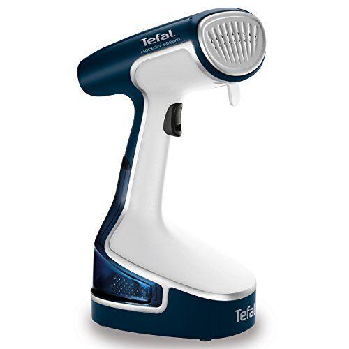 tefal access steam dr8085 - limpiadores de vapor para ropa (azul, metálico, color blanco)