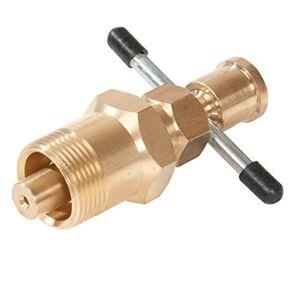 Silverline Tools Silverline 675228 - Extractor de válvulas de radiadores 15 y 22 mm
