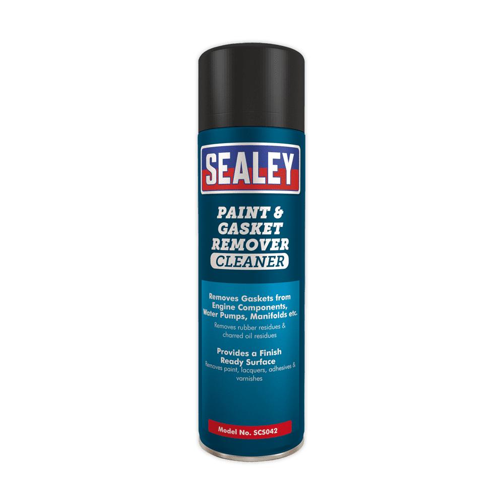 Sealey Decapador de juntas y pintura en spray 500 ml. SCS042.