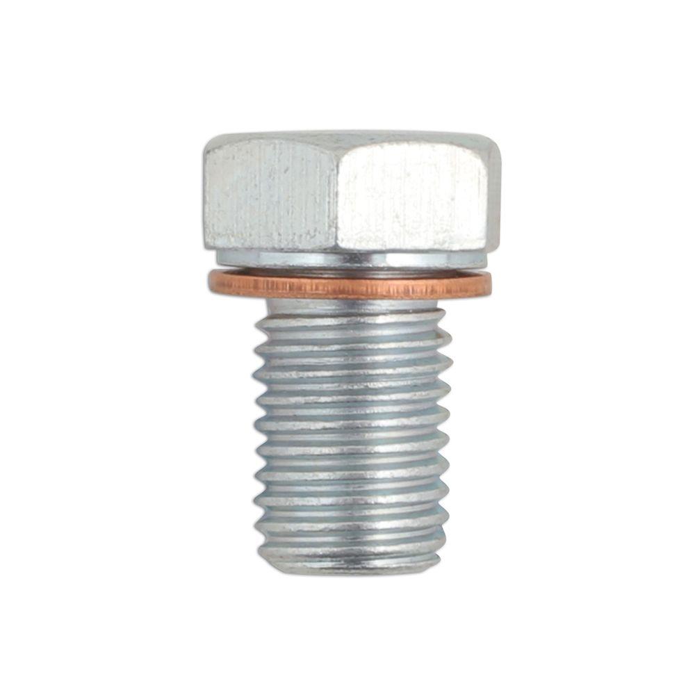Connect Tornillo de cárter Nº20 con arandela de cobre M12 x 1.50