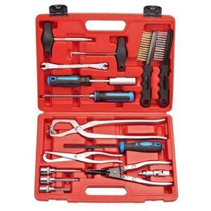 Juego profesional de herramientas para servicio de frenos. 15 pz.