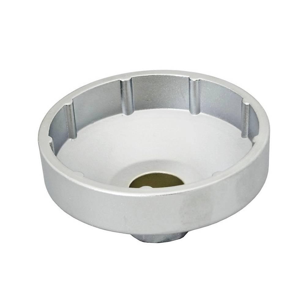 LASER Cazoleta para filtros de aceite. 97 mm. 9 caras