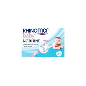 Rhinomer Baby Narhinel Confort Recambios 20uds