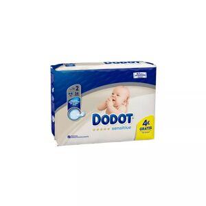 Dodot Sensitive Protection Plus Talla 2 (4-8kg) 34 Unidades