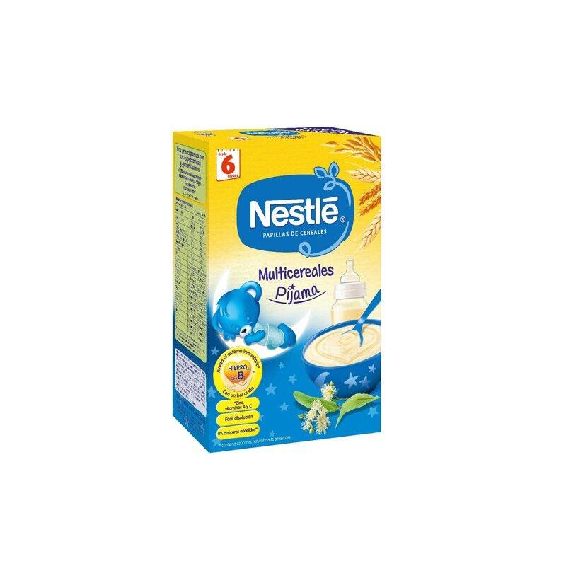 Nestlé Papilla Multicereales Pijama +6m 500gr