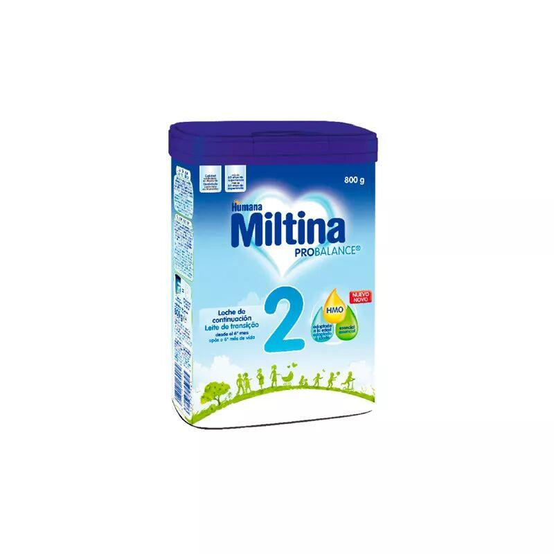 Humana Miltina 2 Probalance 800g
