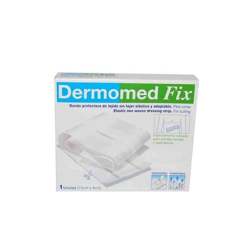 Dermomed Fix Tira continua con Gasa 75x8cm