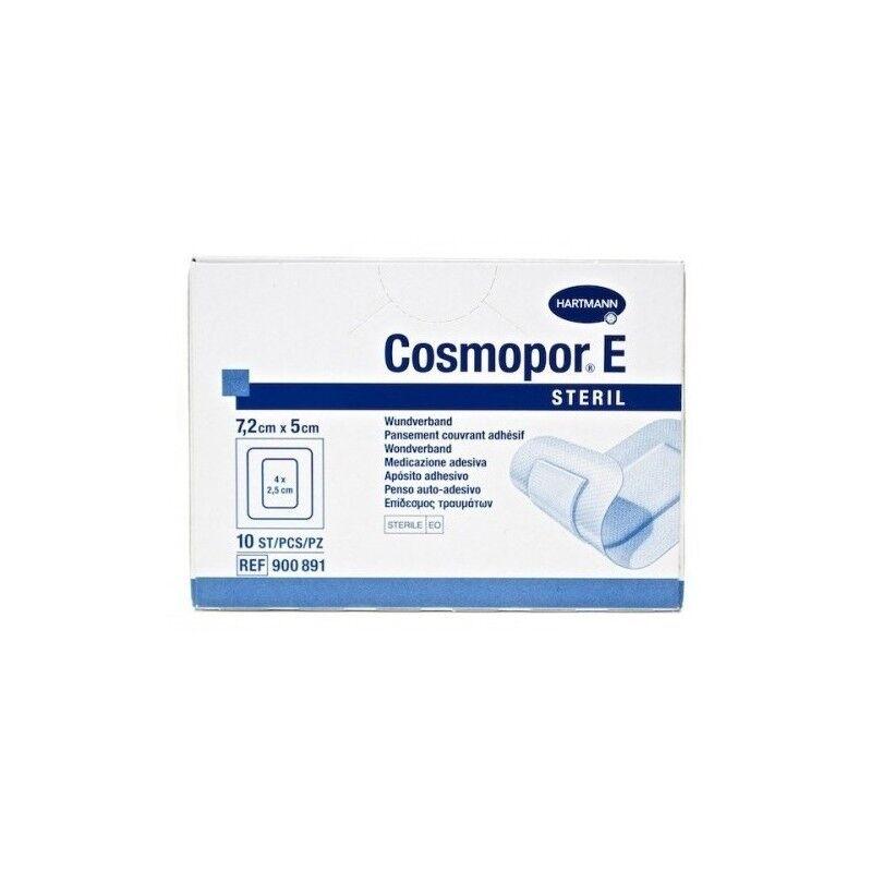 Hartmann Cosmopor E Estéril 7,2 X 5 cm 10 Apósitos