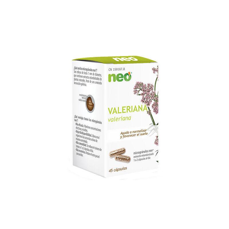 Neo Valeriana 45 cápsulas