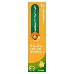 Redoxon Complex Efervescente 15 Comprimidos