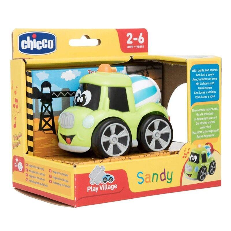 Chicco Vehículo Parlanchin Sandy 2-6 Años.