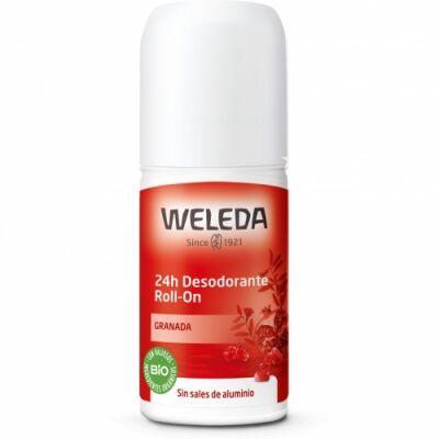 Weleda Desodorante Roll-On de Granada, 50 ml