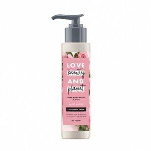 Love Beauty & Planet Exfoliante Facial Manteca De Muru Muru Rosa, 125 ml