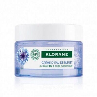 Klorane Gel Crema al Agua de Aciano , 50 ml