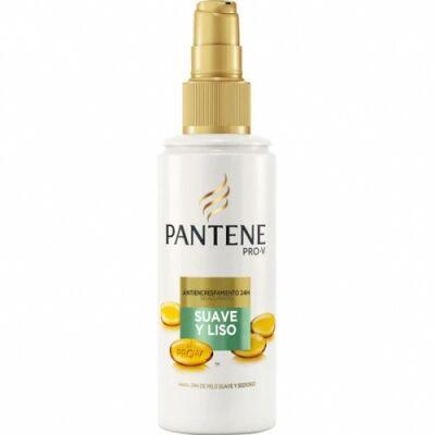 Pantene 24 Horas Antiencrespamiento Suave y Liso, 145 ml