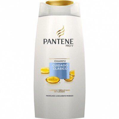 Pantene Champú Clásico Grande, 700 ml