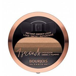 Bourjois 1 Second Smoky Eyes Trio 02, Brun Ette A Doree