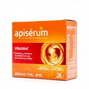 Apiserum Vitalidad Viales, 20 un