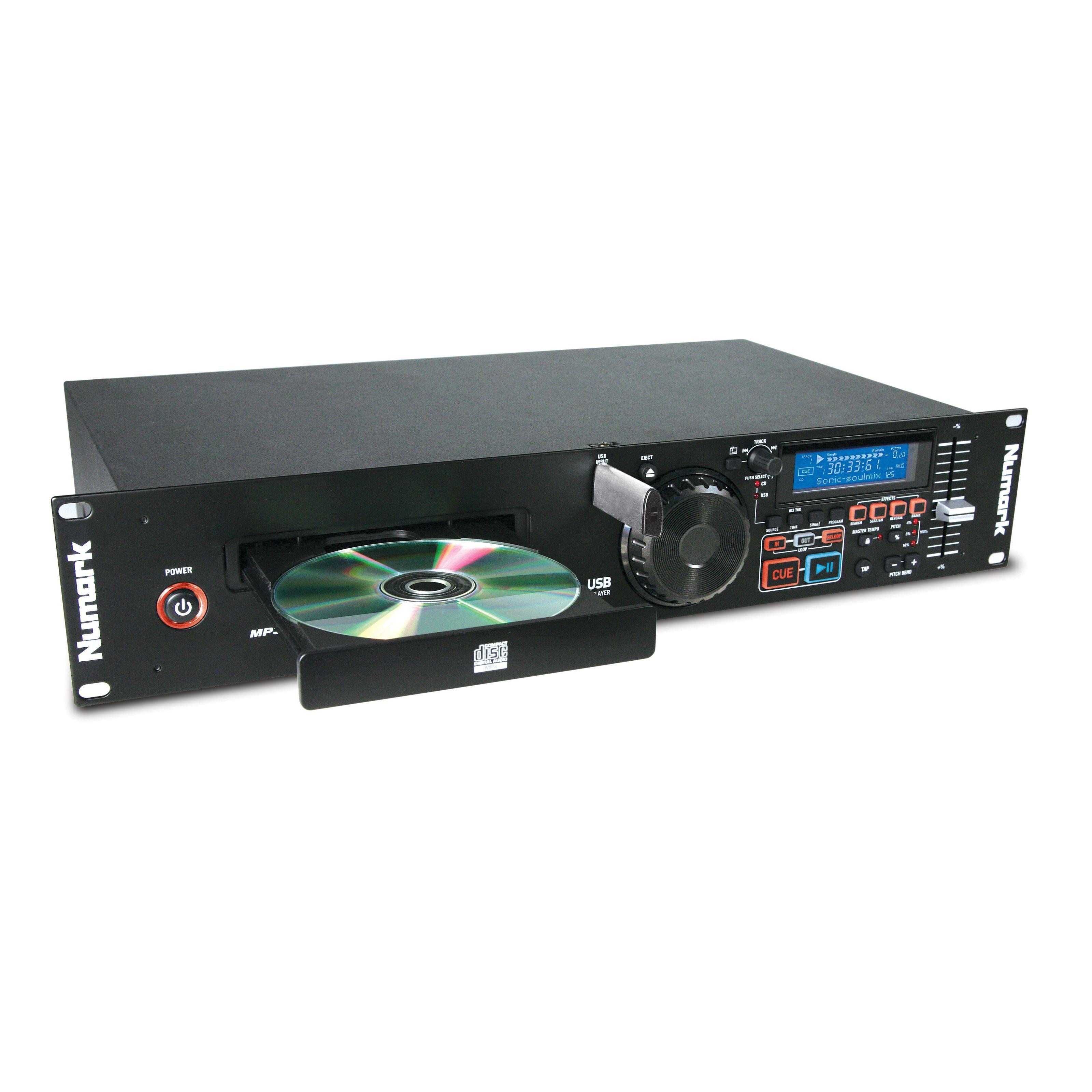 numark mp103 usb 19 usb y reproductor mp3 cd
