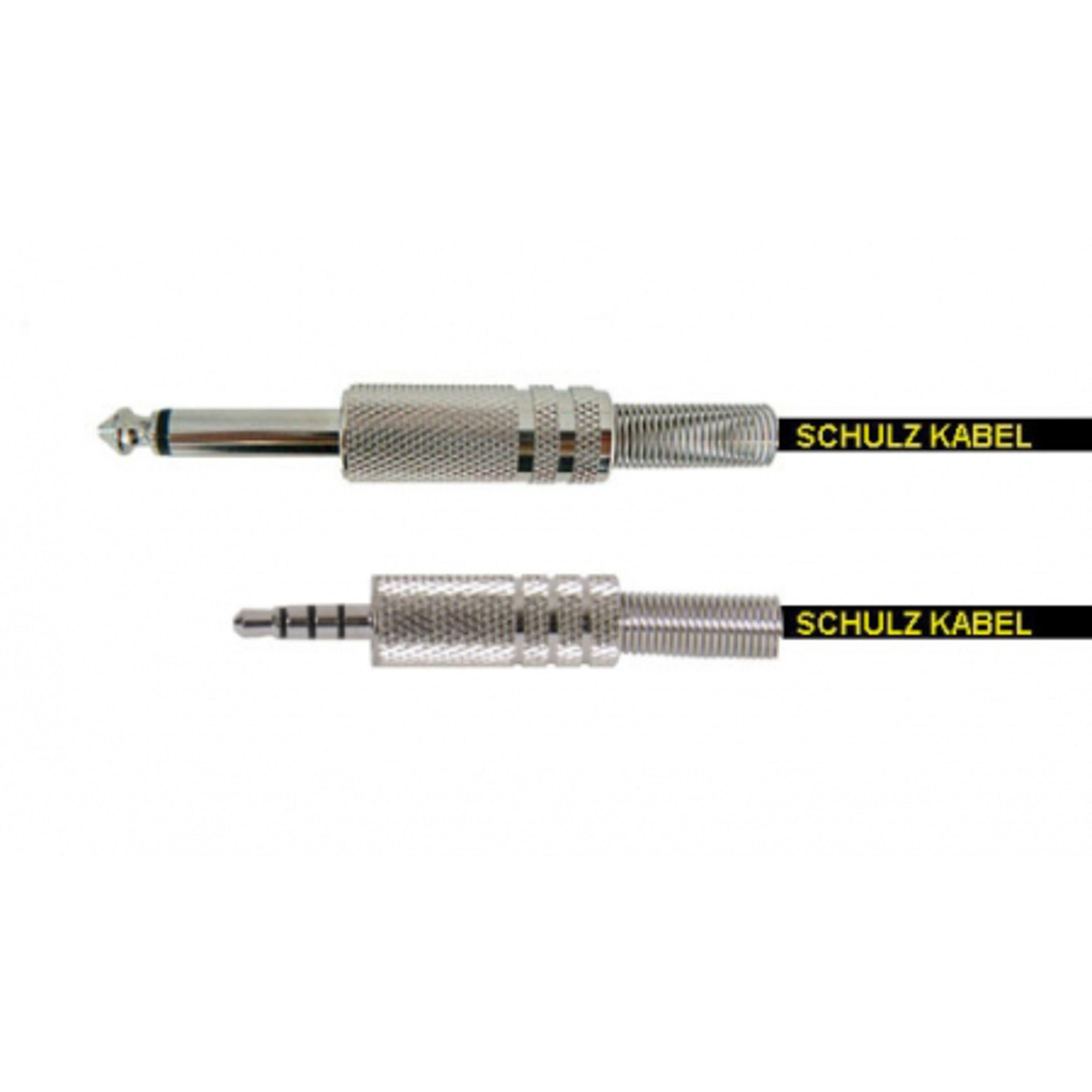 Schulzkabel Cable de instrumento para teléfonos móviles