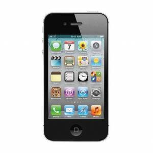 Apple iPhone 4 16 Gb Negro Libre