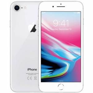 Apple iPhone 8 256 GB   Plata Libre