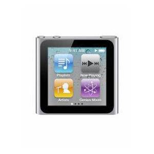 Apple iPod Nano 6 8 GB Gris