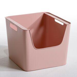 AM.PM Caja de metal An. 37 x Al. 31,5 cm, Arreglo ROSA