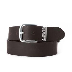 LEVI'S Cinturón de piel Ivan MARRON
