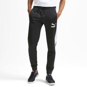 PUMA Pantalón Iconic T7 NEGRO