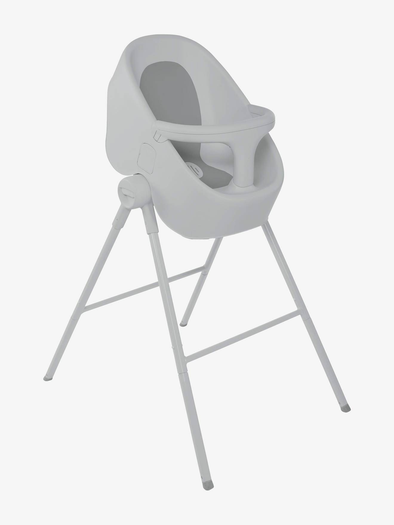 CHICCO Bañera-ducha Bubble Nest CHICCO gris medio liso