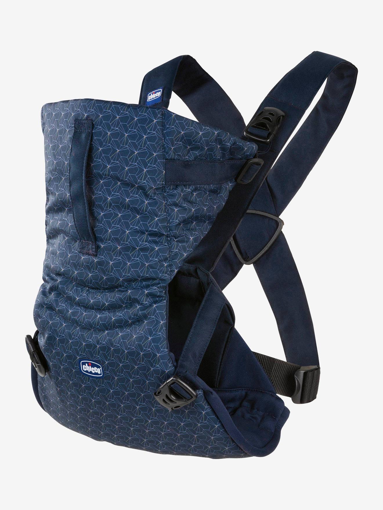 CHICCO Porta-bebé ergonómico CHICCO Easyfit azul medio liso