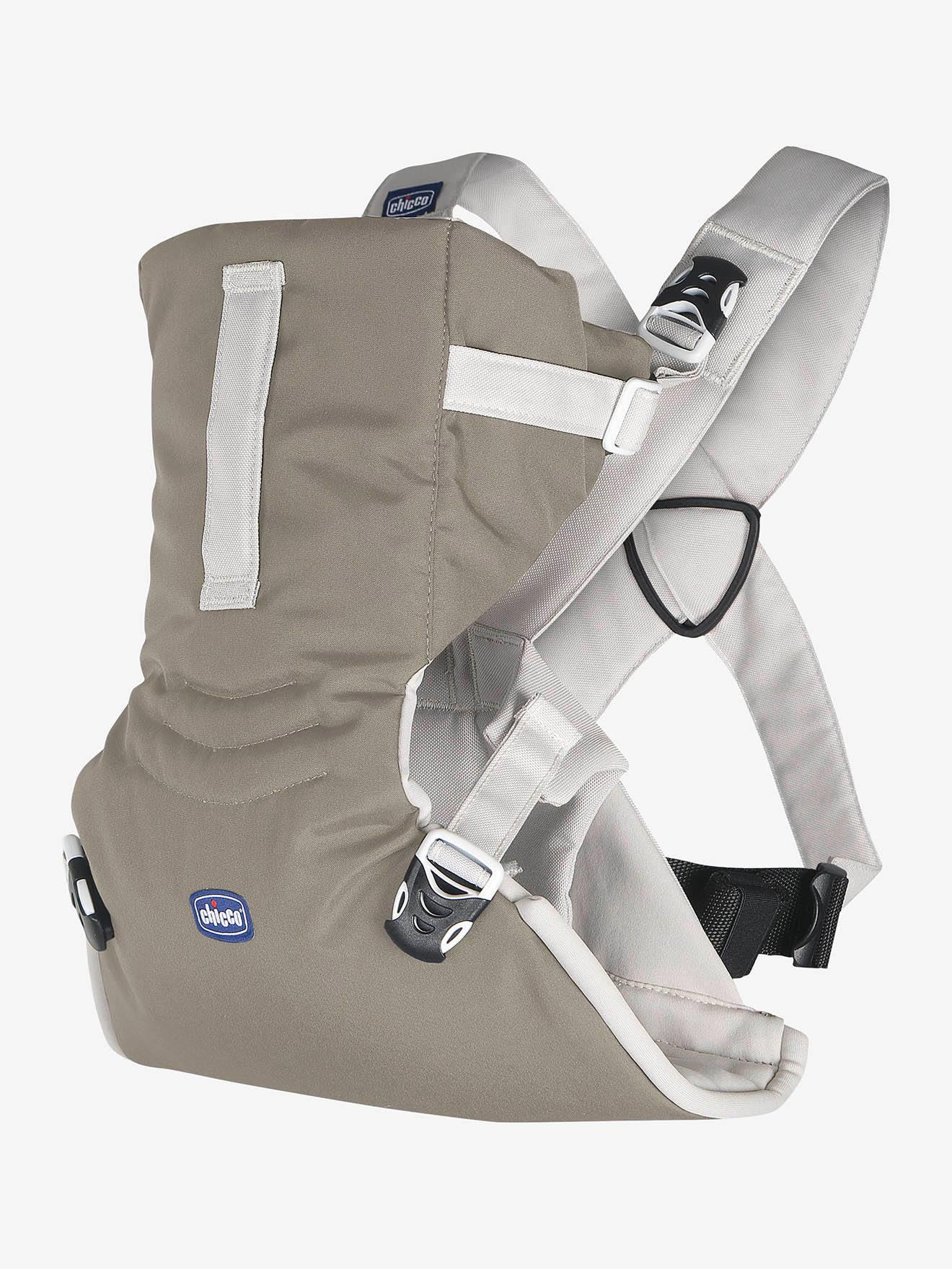 CHICCO Porta-bebé ergonómico CHICCO Easyfit beige oscuro liso