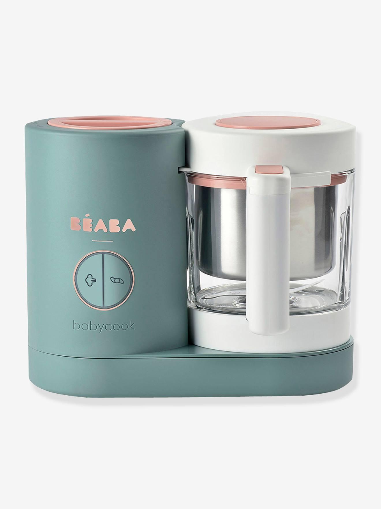 BEABA Robot 4 en 1 BEABA Babycook Neo verde claro liso