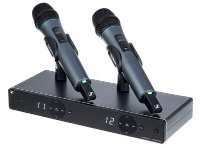 Sennheiser XSW 1-825 Dual A-Band Vocal