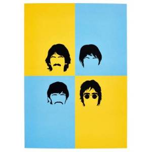 My World Beatles Greeting Card