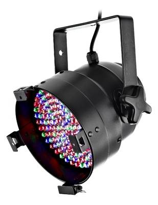 Stairville LED Par56 MKII RGBA 10mm black Negro