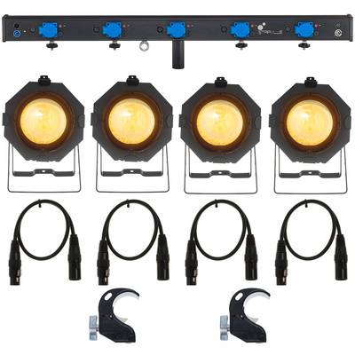 Stairville Z100M Par 64 LED ACL Set 3000