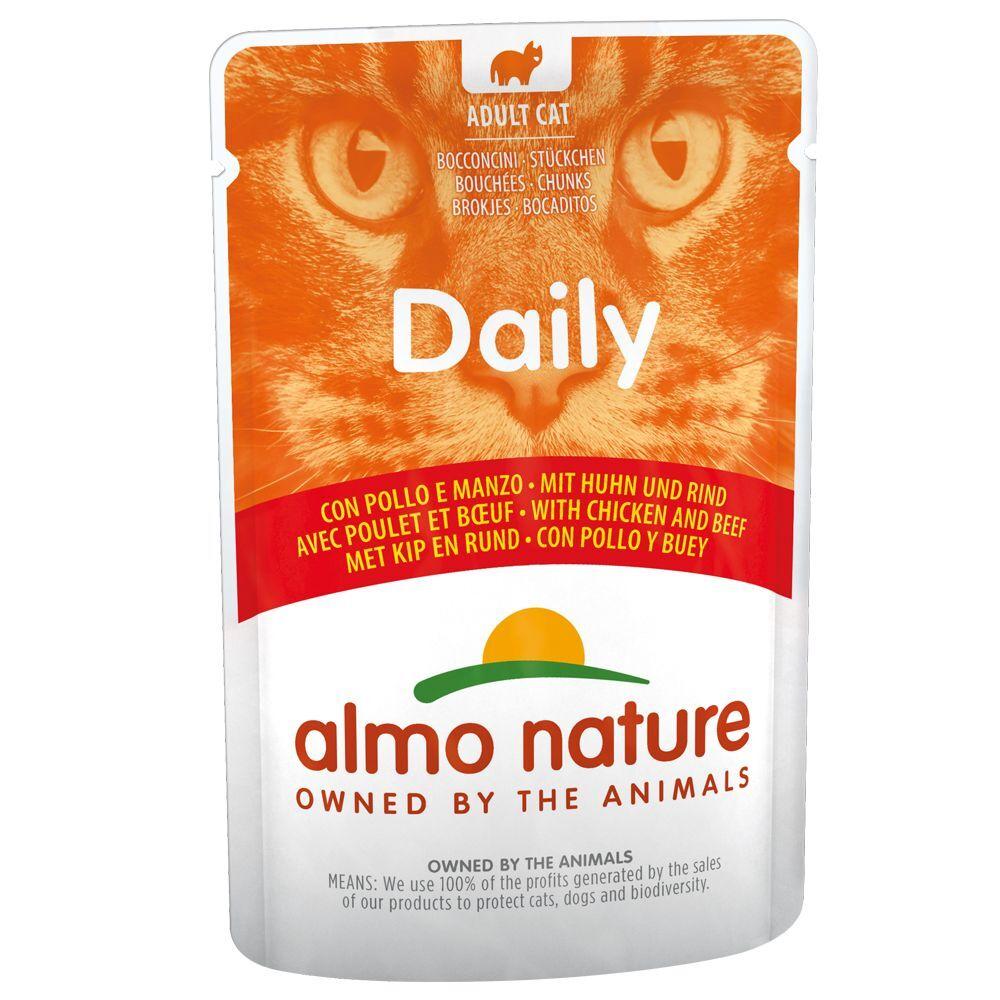 Almo Nature Daily Menu 6x70g Almo Nature Daily Menú Ternera y cordero...